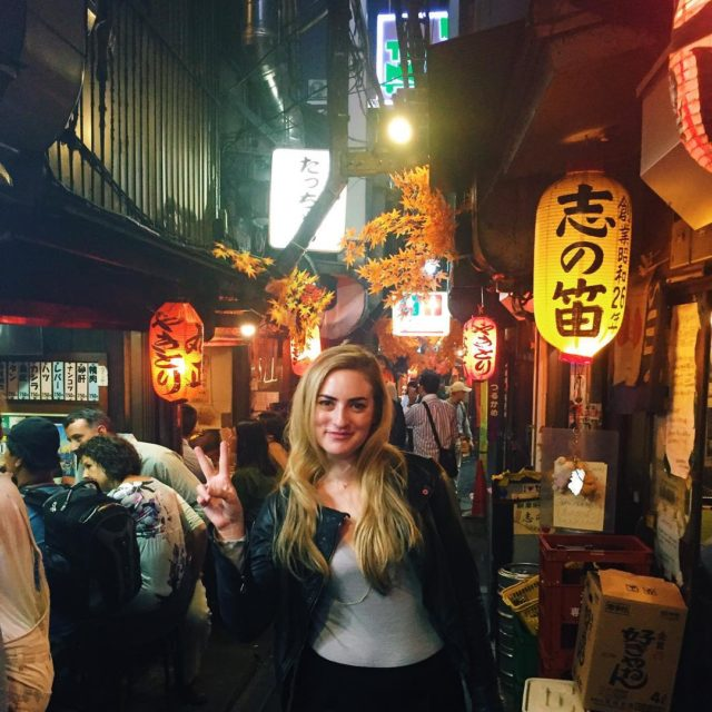 A night out in shinjuku is exactly what you imaginehellip