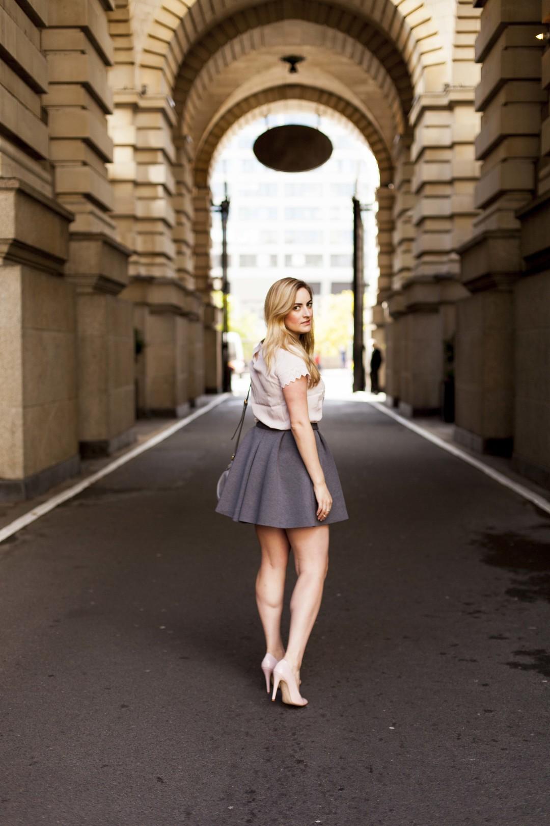 Lauren Conrad blouse Kohls LC Lauren Conrad