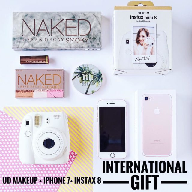 INTERNATIONAL GIFTIve partnered with my favourite bloggers youtubers and influencershellip