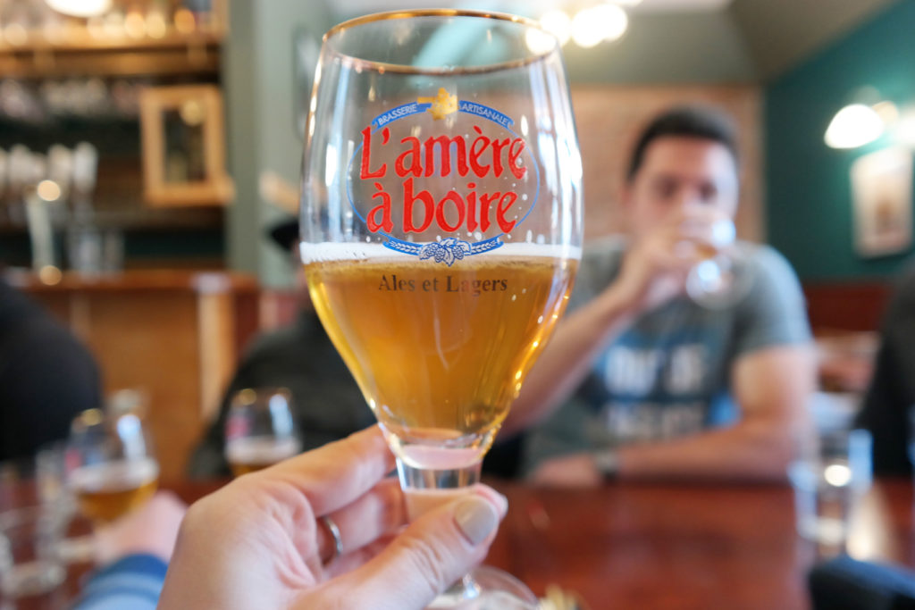 montreal beer tour