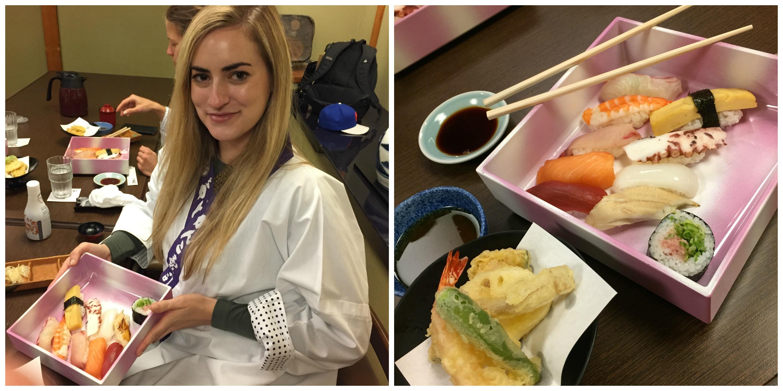 Tokyo Sushi Class