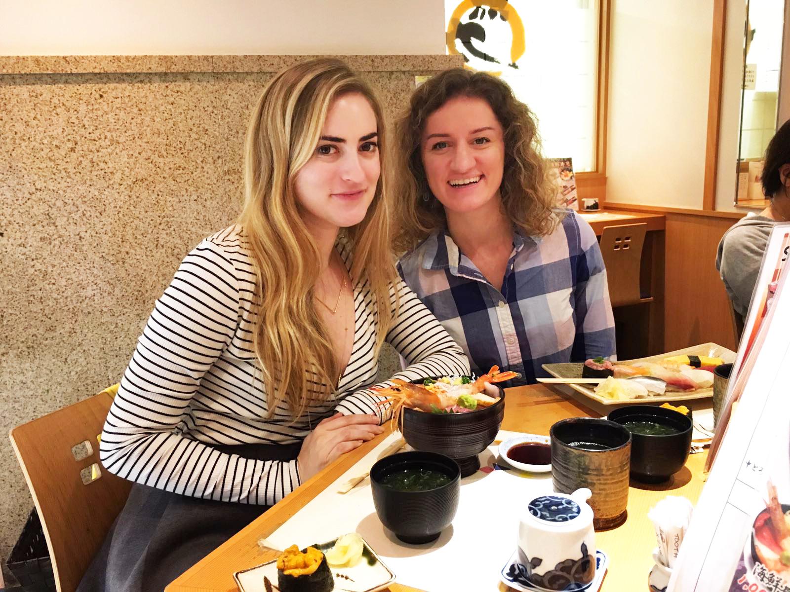 Tokyo Dinner