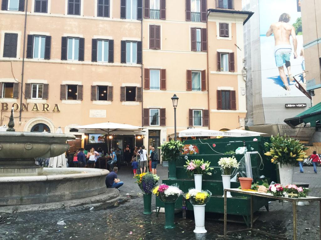 Rome Campo di Fiori