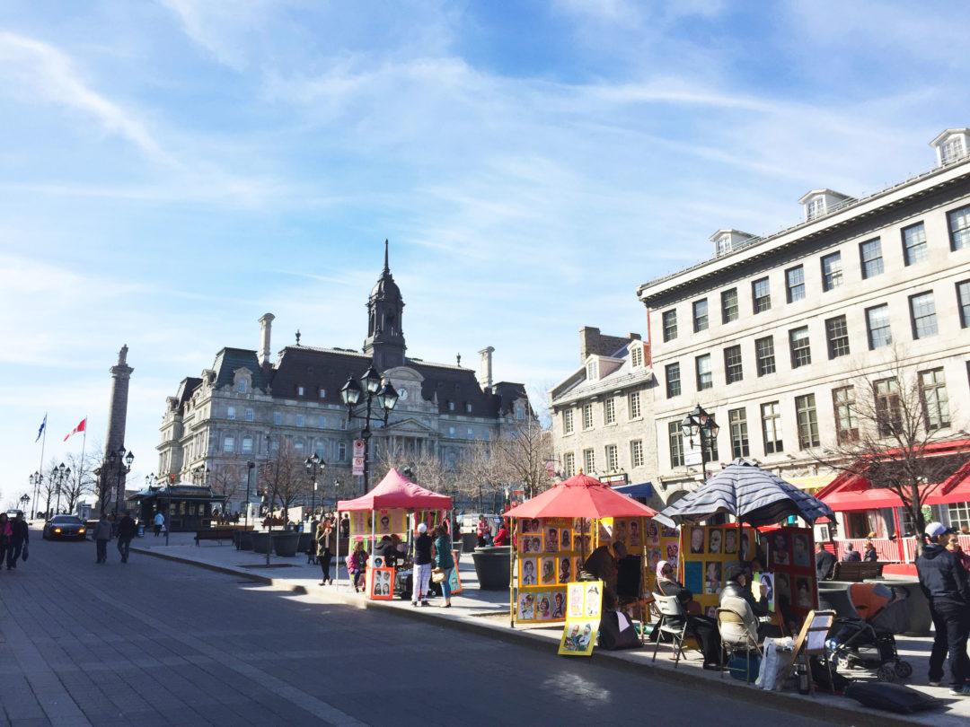 Weekend Trips Montreal
